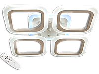 Люстра AS8060/4HR LED 3color dimmer (Хром) 55W
