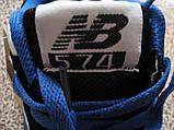 New Balance 574 кроссовки унисекс., фото 9