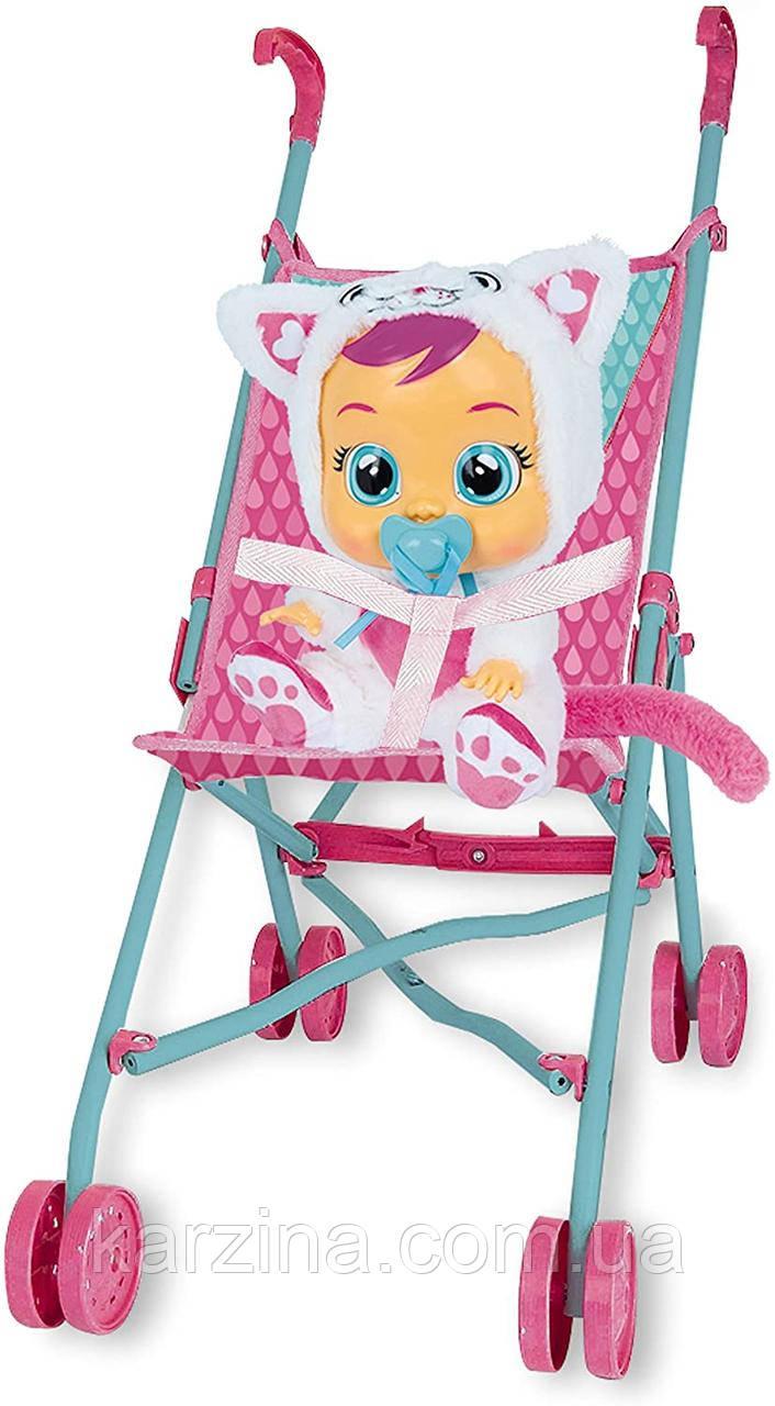 Cry Babies детская коляска трость для кукол Край Беби IMC Toys Оригинал