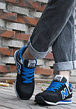 New Balance 574 кроссовки унисекс., фото 2