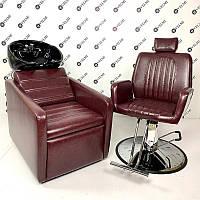 Комплект мебели Barber Infinity Lux