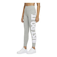 Леггинсы женские Nike Sportswear Essential Women's High-Rise CZ8534-063 Серый M
