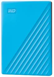 "Накопитель внешний HDD 2.5"" USB 2TB WD My Passport Blue (WDBYVG0020BBL-WESN)"