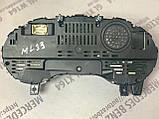 Панель приладів на Mercedes ML / GLE W166 A1669003806 Панель приборів Мерседес МЛ 166 Щиток в милях, фото 5