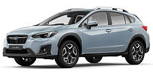 Фаркопы на Subaru XV (2017--)