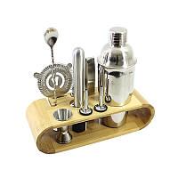 Подарочный набор для бара Youchen MC-T13 из 9 предметов с подставкой (5621-18976)