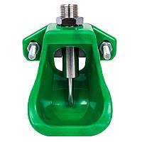 Чашкова автоматична поїлка для підсисних поросят пластикова