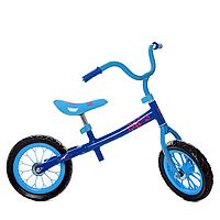 Детский беговел Profi kids 12 дюймов M 3255-2, синий