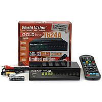 World Vision T624A DVB-T2 цифровой эфирный приемник