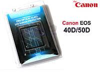 Защита экрана Fotga screen protector стекло Canon 40D 50D 5D MarkII