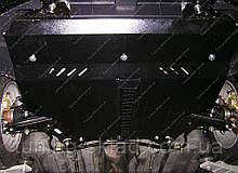 Защита двигателя Чери А13 (стальная защита поддона картера Chery А13)