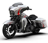 Елементи корпусу мотоцикла, обвіс, пластик