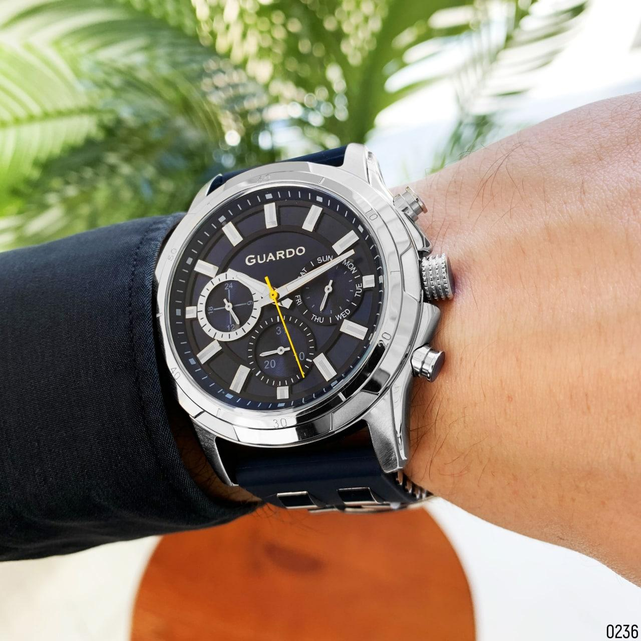 Мужские часы Guardo B01113
