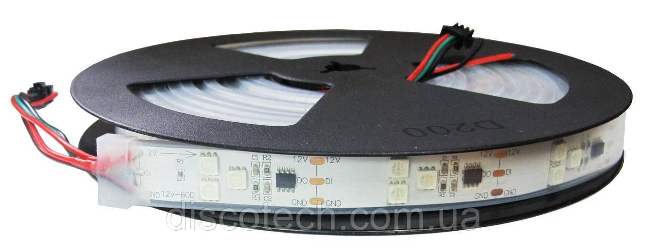 Світлодіодний RGB піксельна стрічка WL-12V60RGB1903-67-Triangle