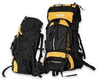 Рюкзак Объемом 60 литров желтый