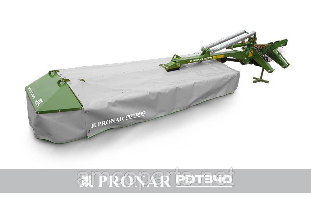 Дискова задньонавісна косарка PRONAR PDT340