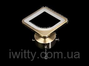 Світлодіодний світильник MX2281/1BR (Бронзове золото) 18W, фото 3