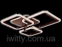 Люстра MX2503/1+1+1WH LED 3color dimmer (Белый) 65W, фото 2
