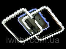 Люстра MX2503/2CF LED 3color dimmer (Коричневый) 55W, фото 3