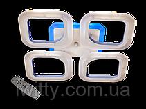 Люстра S8060/4CF LED 3color dimmer (Коричневый) 55W, фото 3