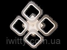 Світлодіодний світильник 8060/1WH (Білий) 12W, фото 2