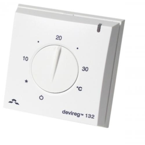 Терморегулятор для теплого пола DEVIreg 132