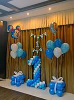 Оформление детского праздника воздушными шарами