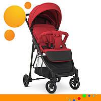 Детская прогулочная коляска Bambi M 4249-2 Red Красный