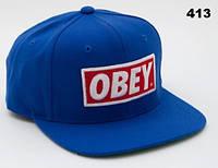 Бейсболка OBEY
