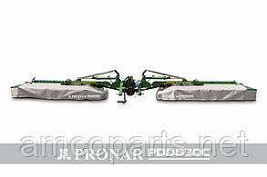 Дискова двостороння косарка PRONAR PDD830С