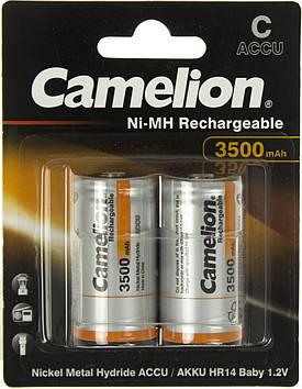 Акумулятори Camelion Ni-Mh (R-14,3500 mAh)/блістер 2шт (12)