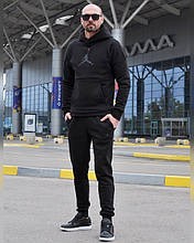 Костюм чоловічий 2XL(р) чорний 007-2 Jordan Туреччина Весна-D