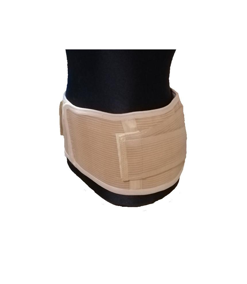 Бандаж для спини з 6-ма ребрами жорсткості для підтримки спини 8 Miracle код SBS 0011-8 L