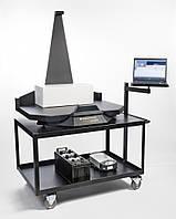 Измерение и взвешивание посылок среднего и малого размера, предназначенных для транспортировки. CUBISCAN 110