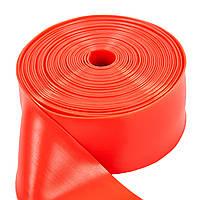 Жгут спортивный эластичный VOODOO Лента жгут для тренировок Длина 10 м Латекс Оранжевый (FI-3933-10)
