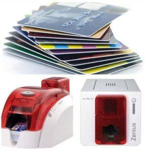 Принтери пластикових карток