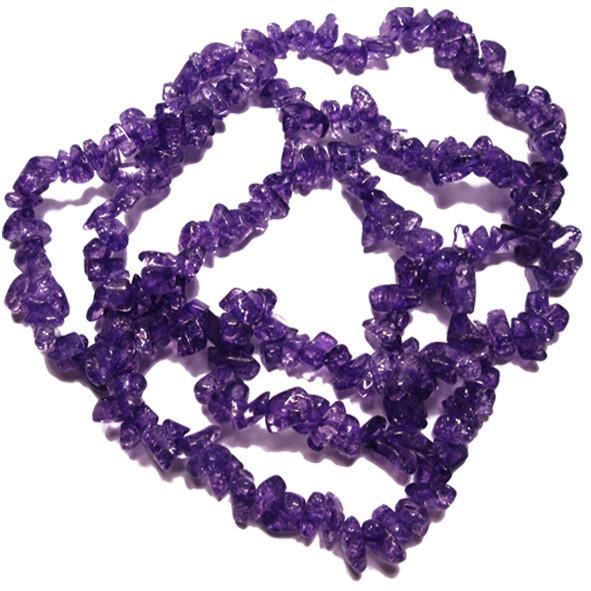 Відколи Кварц Бузково-Фіолетові Кубиками, Розмір від 4 до 6 мм, Намистини Натуральний Камінь, Рукоділля