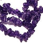 Відколи Кварц Бузково-Фіолетові Кубиками, Розмір від 4 до 6 мм, Намистини Натуральний Камінь, Рукоділля, фото 3