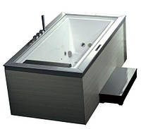 Гидромассажная ванна EAGO AM146JDTSZ (R), 1910х1020х720 мм