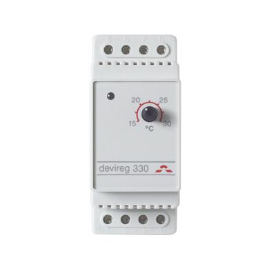 Терморегулятор для теплого пола DEVIreg 330