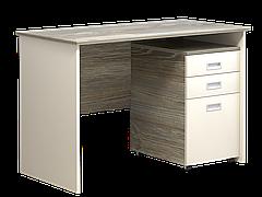 Комп'ютерний стіл Інтарсіо Soft 1200х786 мм Мігдаль + дракар (SOFT)