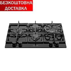 Газовые варочные поверхности PFG 640 BLACK LUXE