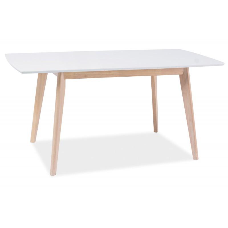 Стіл обідній Меблі Signal Combo 120 х 75 см Білий (COMBOB)