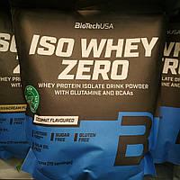 Biotech USA Iso Whey Zero 1.8 kg, изолят сывороточного белка протеин