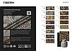 Прямой диван Рондо 120 Вика, фото 6