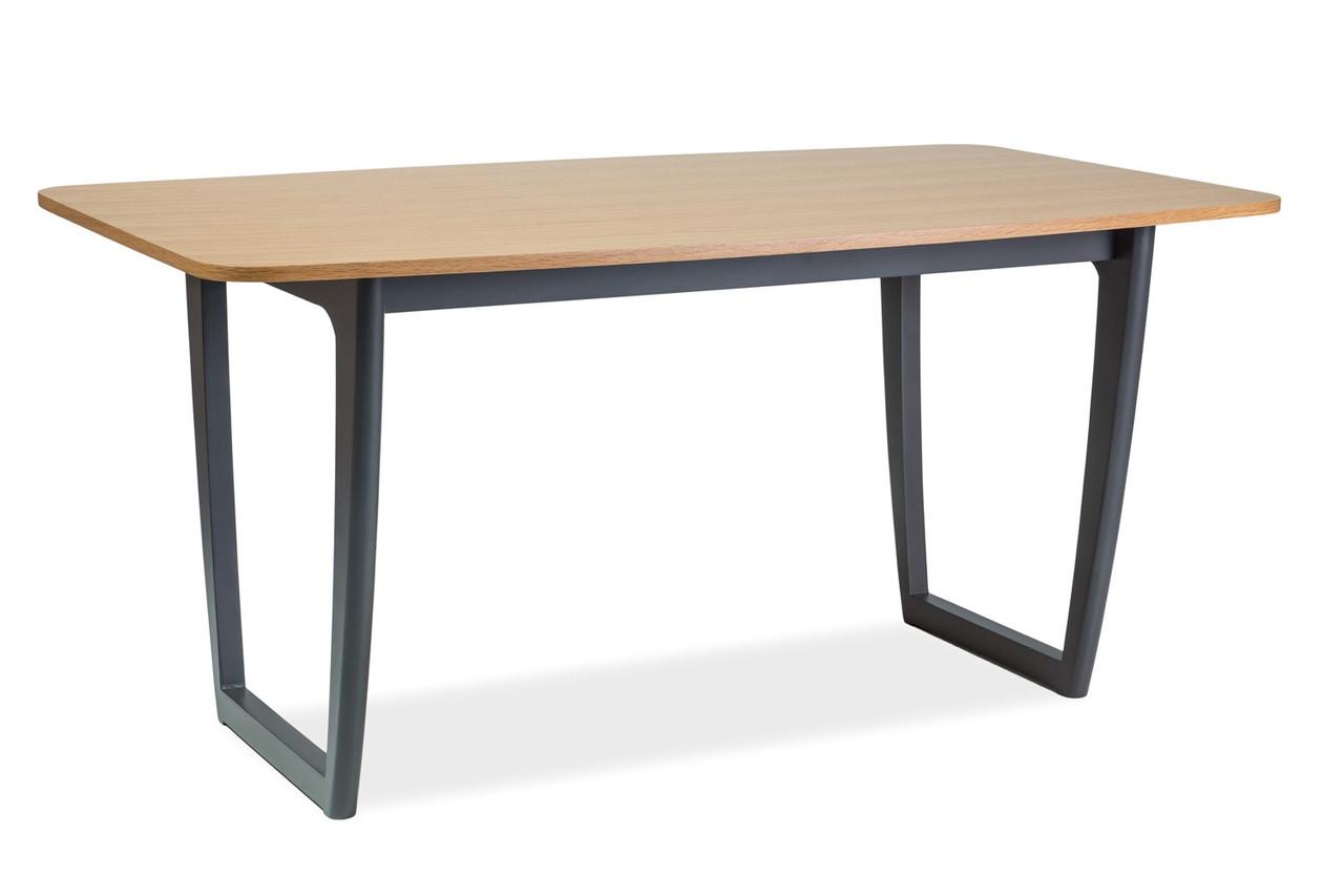 Стіл обідній Меблі Signal Quadro 160 х 90 см (QUADRODGR160)