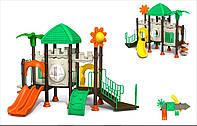 Игровой комлекс-площадка для детей Nature Series HDS-ZR1516