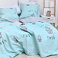 Подростковое постельное белье 20136 ТМ Вилюта, ранфорс, фото 2