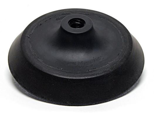 "Оправка для роторной машинки - Meguiar's Rotary Buffer Backing Plate M14 155 мм. 6"" черная (WRSBP)"