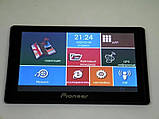 Навигатор 7'' Планшет Pioneer 705 - GPS+ 4Ядра+ 8Gb+ Android, фото 4